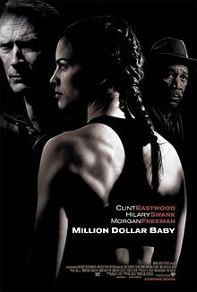 million dollar baby - motivational films
