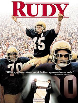 rudy movie - motivaitonal movies