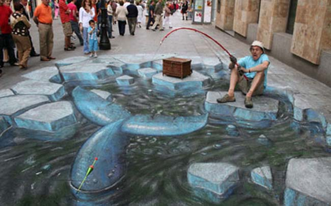 3D-Chalk-Art