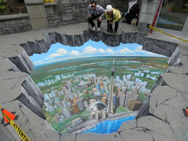 Interactive-3D-Chalk-Art-Street-Paintings-by-Tracy-Lee-Stum-9_1