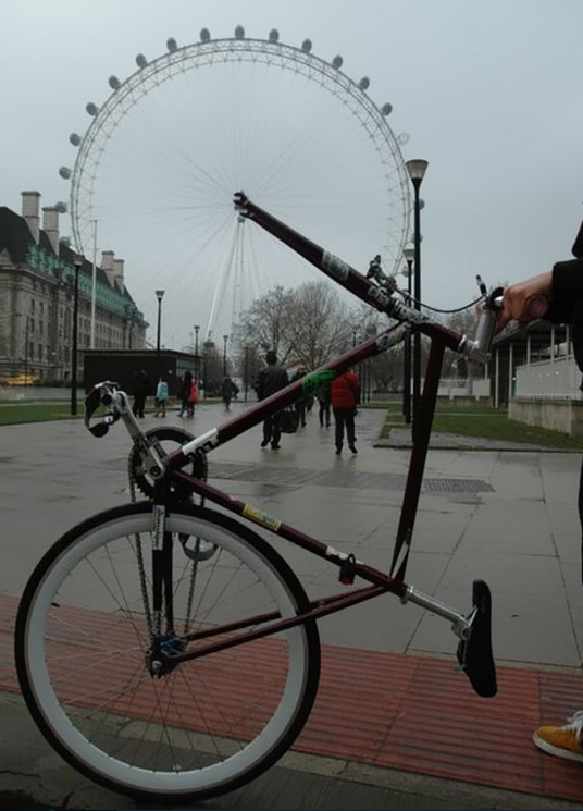 bike ferris wheel