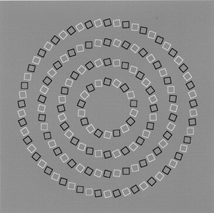 optical illusion circle