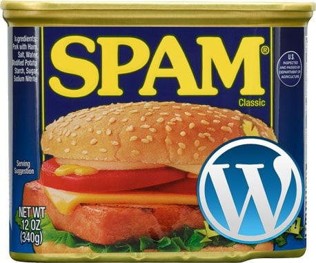 blocking wordpress comment spam