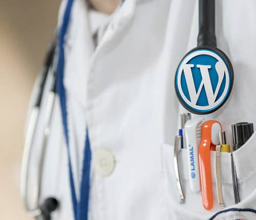 wordpress doctor