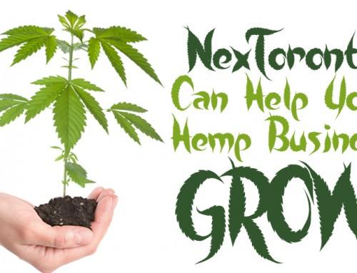 NexToronto Can Help Your Hemp Business Grow
