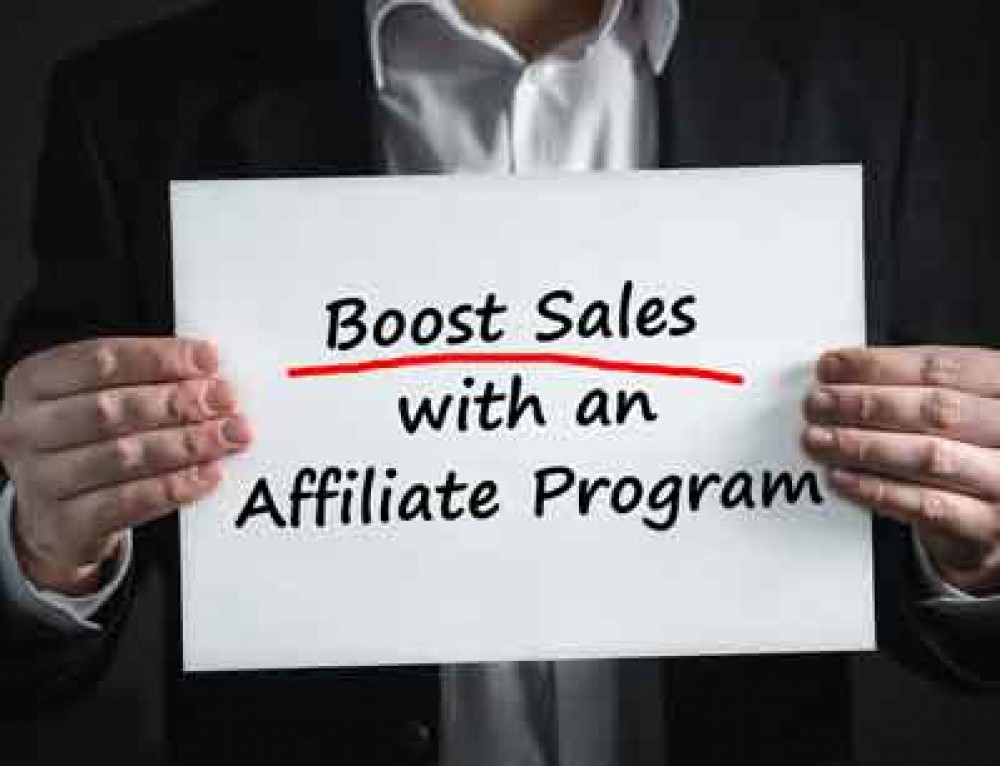 Boost Sales with an Affiliate Program