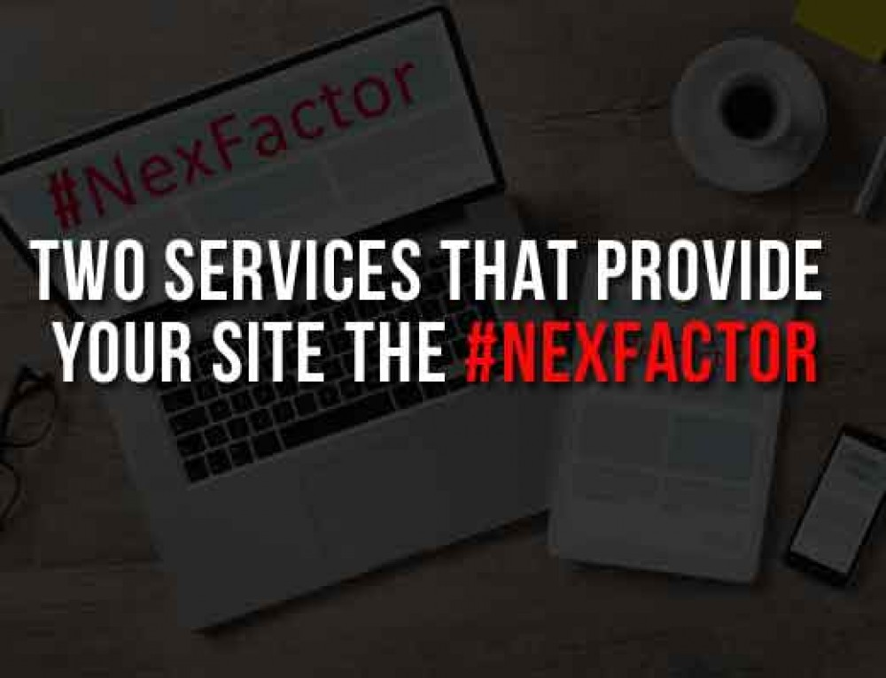 Boost Your Online Presence With The #NexFactor