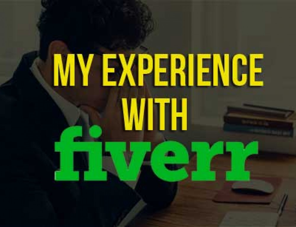 My Experience with Fiver.com