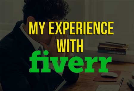 my experience with fiverr
