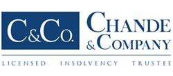bankruptcy company web design