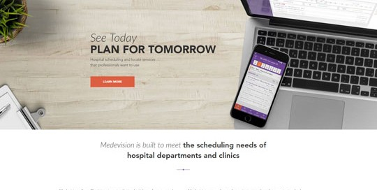 medical wordpress website
