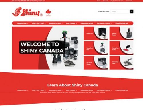 Shiny Canada
