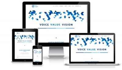 University WordPress Website