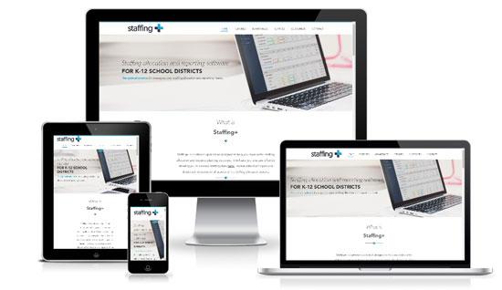 Mobile App WordPress Website