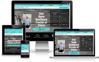 Integracare WordPress Website