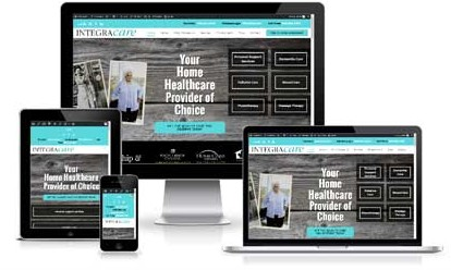 Integracare WordPress Website