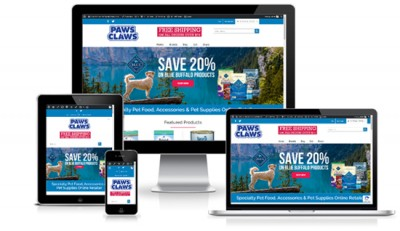 Ecommerce WordPress Pet Store