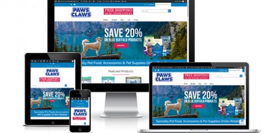 Ecommerce WordPress Pet Store