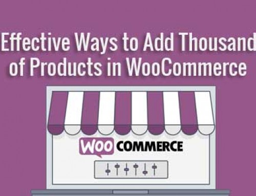 3 Effective Ways to Add Thousands of Products in WooCommerce