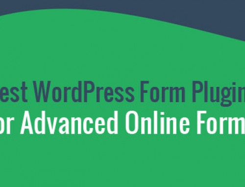 Best WordPress Plugins for Building Advanced Online Forms