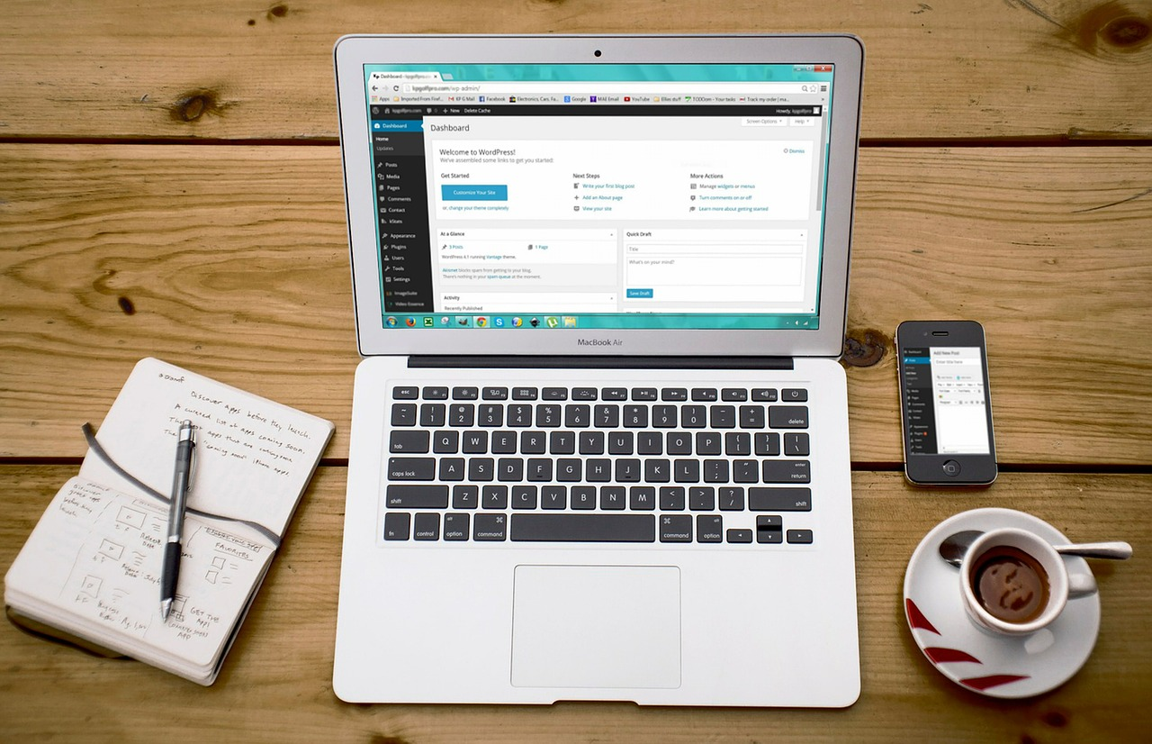 WordPress Website Design by Professional Web Design Company
