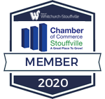 Member of Stouffville Chamber of Commerce 2020
