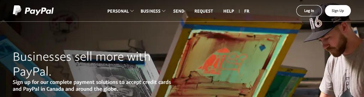 PayPal Ecommerce Gateway