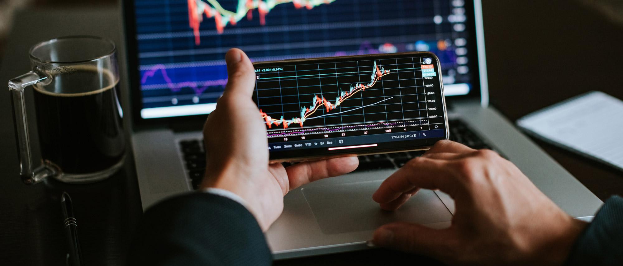 Web Design Stock Market